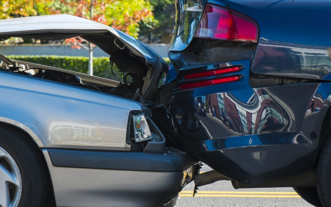 Whiplash is a common and painful result of rear-end crashes