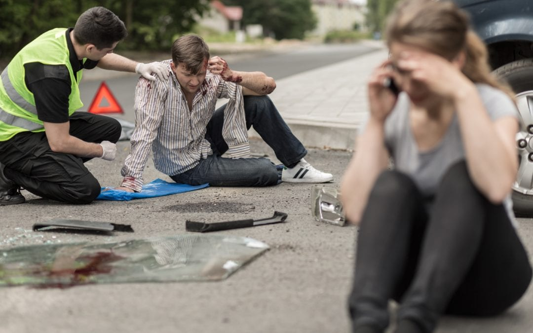 Car accident victims often suffer persisting pain