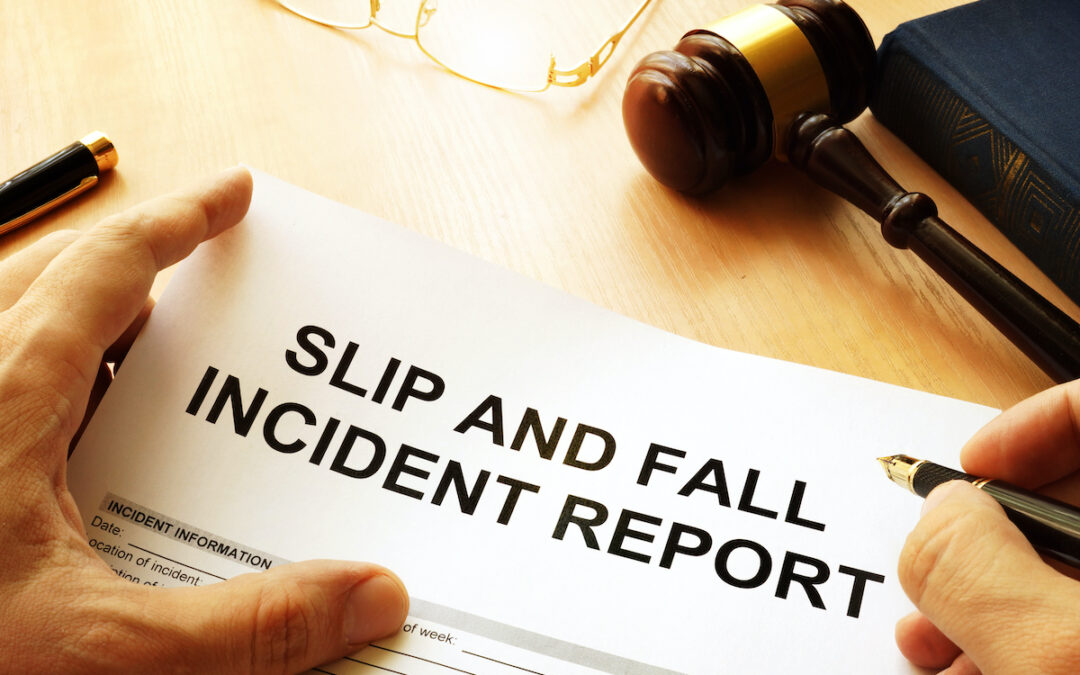 Do Not Ignore Your Slip and Fall Injury